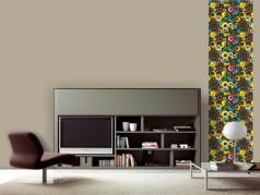 obrázek Tapetový panel-Kruhy-003