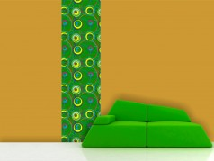 obrázek Tapetový panel-Kruhy-005