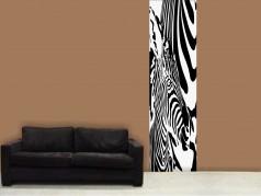 obrázek Tapetové panely-Zebra-011