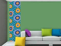 obrázek Kruhy-design panely-014