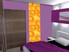 obrázek Kruhy-design panely-015