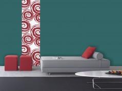obrázek Tapetové panely-Kruhy-016