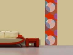 obrázek Design panely-Kruhy-018