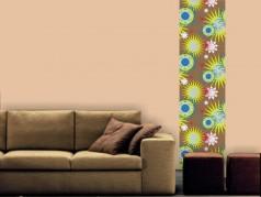 PokojovaDekorace.cz, Tapety, Tapetový panel-020, barevná, 50x275cm