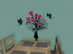 obrázek Kytka na stůl-08