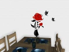 obrázek Kytka na stůl-09
