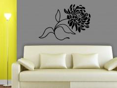 obrázek Květy Alena-03, Samolepky na zeď