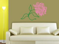 obrázek Květy Alena-04, Samolepky na zeď