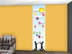 PokojovaDekorace.cz, Tapety, Tapety na zeď-Dětské motivy-033, barevná, 50x275cm