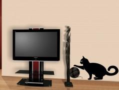 obrázek Kočka s klubkem-02