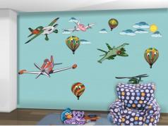 obrázek Letadla a balóny-01