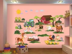 obrázek Dětské samolepky-07