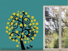 obrázek Strom s květy-03