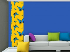 PokojovaDekorace.cz, Tapety, Tapety-Design-039, barevná, 50x275cm
