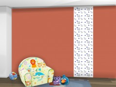 PokojovaDekorace.cz, Tapety, Tapety na zeď-Dětské motivy-042, barevná, 50x275cm