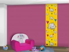 PokojovaDekorace.cz, Tapety, Tapety na zeď-Dětské motivy-043, barevná, 50x275cm