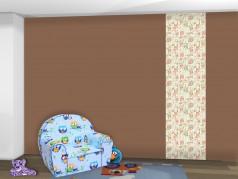 PokojovaDekorace.cz, Tapety, Tapety na zeď-Dětské motivy-044, barevná, 50x275cm