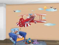 obrázek Letadlo-013