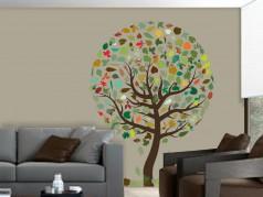 obrázek Strom-05, Samolepky na zeď