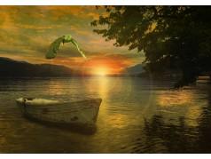 obrázek Východ slunce-0014-P