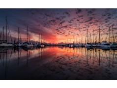 obrázek Východ slunce-0015-P