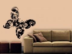 obrázek Abstraktní-Motýl-02