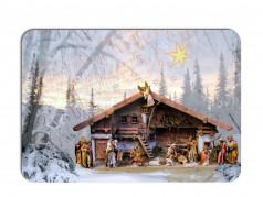 obrázek Vánoční prostírání-001