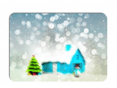 obrázek Vánoční prostírání-002