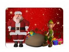 obrázek Vánoční prostírání-004