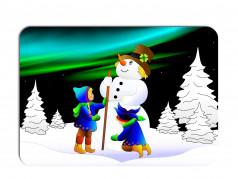 obrázek Vánoční prostírání-020