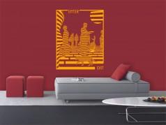 obrázek Samolepky na zeď-031