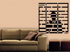 obrázek Samolepky na zeď-032