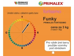 Funky - Primalex Fortissimo