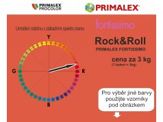 Rock&Roll - Primalex Fortissimo