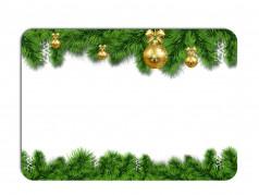 obrázek Vánoční prostírání-091