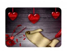 obrázek Valentýnské prostírání-004
