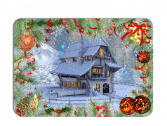 obrázek Vánoční prostírání - 166