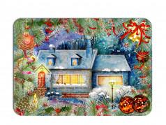 obrázek Vánoční prostírání-168