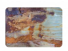 obrázek Prostírání rezavý kov-654