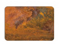obrázek Prostírání rezavý kov-657