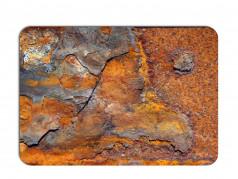 obrázek Prostírání rezavý kov-659