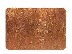 obrázek Prostírání rezavý kov-664
