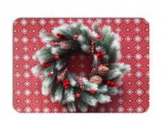 obrázek Vánoční prostírání - 170, Adventní věnec