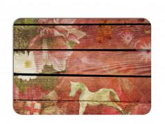 obrázek Vánoční prostírání - 179, Malba na dřevě