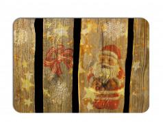 obrázek Vánoční prostírání - 180, Malba na dřevě
