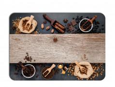 obrázek Prostírání - 455, Kávová zrna