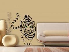 obrázek Tygr 01, Samolepky na zeď