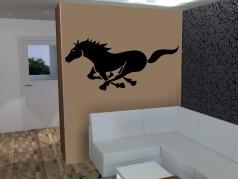 obrázek Kůň v běhu