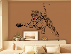 obrázek Samolepky na zeď, Tygr-1