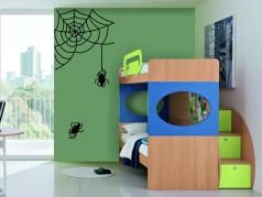 obrázek Pavouci - 02, Samolepky na zeď